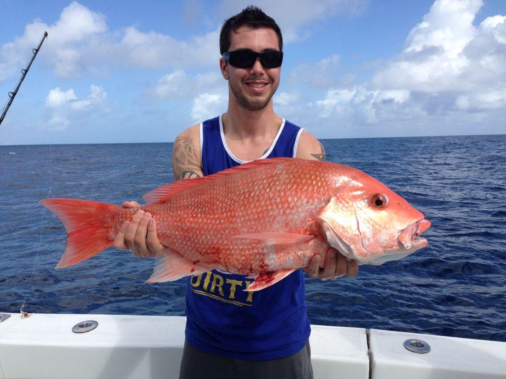 Рыбалка в Майами в открытом океане
